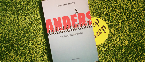 Anders F*k de concurrentie Youngme Moon