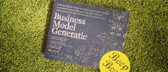 business model generatie alexander osterwalder