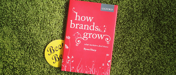 how brands grow byron sharp