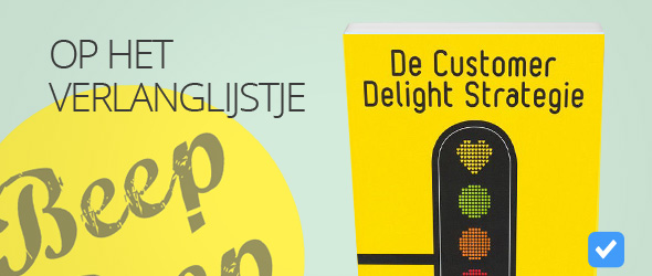 customer delight strategie van Jean-Pierre Thomassen