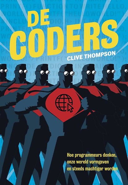 Coders - Clive Thompson